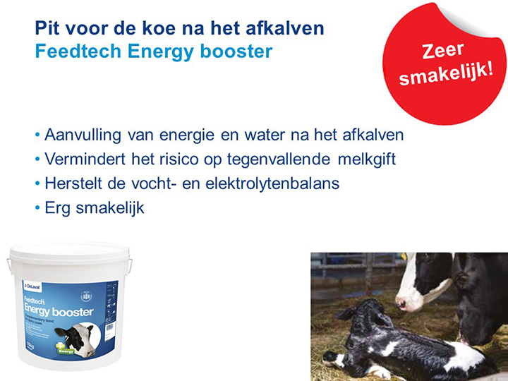 Energy Booster Delaval